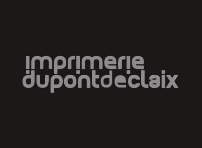 Logo de l'Imprimerie du Pont de Claix